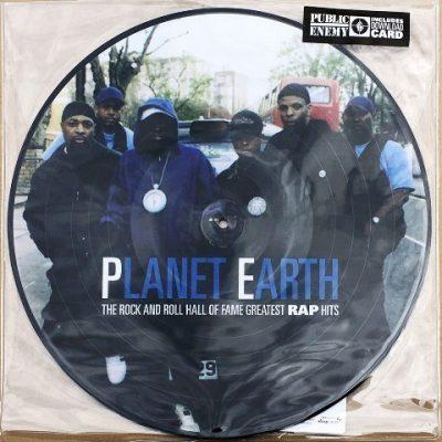 Public Enemy - 2013 - Planet Earth (Limited Edition) (Picture Vinyl 24-bit / 96kHz)
