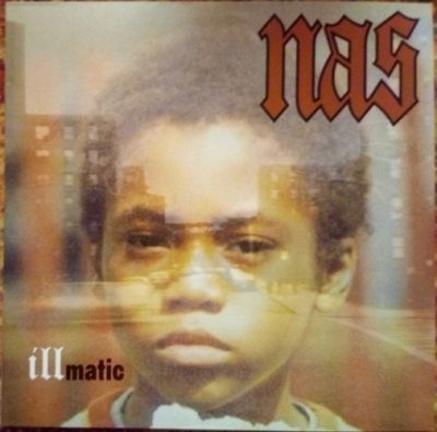 Nas - 1994 - Illmatic (Vinyl 24-bit / 96kHz)