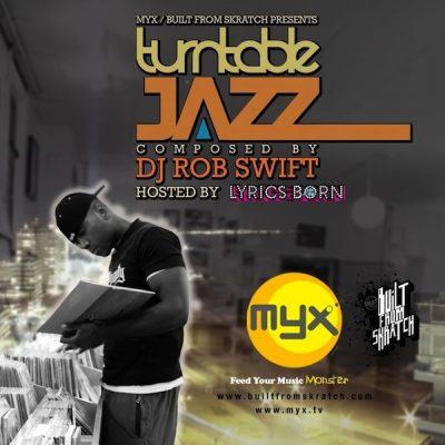 Rob Swift - 2008 - Turntable Jazz
