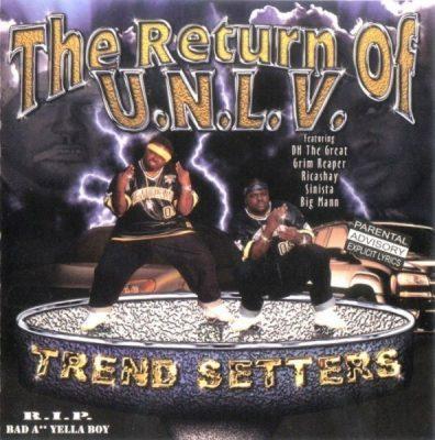 U.N.L.V. - 2001 - Trend Setters: The Return Of U.N.L.V.