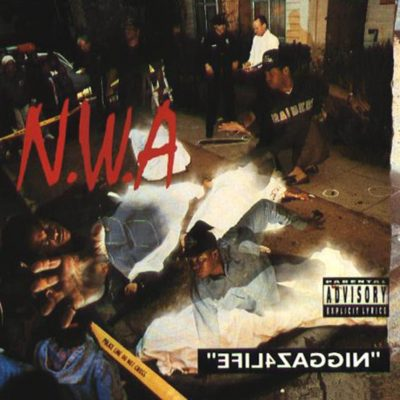 N.W.A. - 1991 - Niggaz4Life (Efil4zaggin)