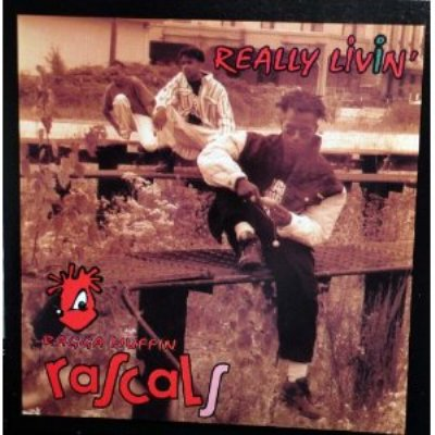 Ragga Muffin Rascals - 1992 - Really Livin'