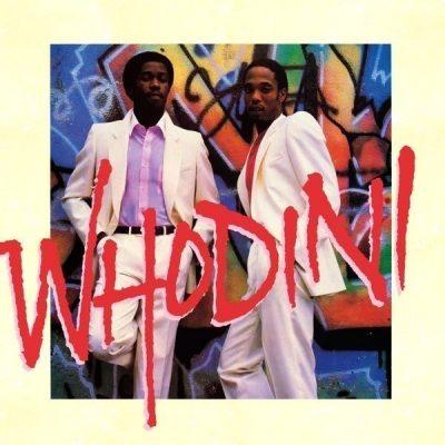 Whodini - 1983 - Whodini LP (Vinyl 24-bit / 96kHz)