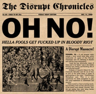 Oh No - 2004 - Disrupt Chonicles Part Volume 2