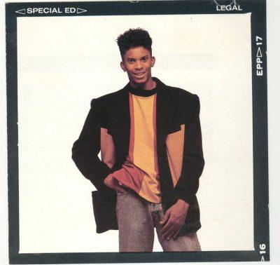 Special Ed - 1990 - Legal