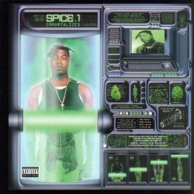 Spice 1 - 1999 - Immortalized