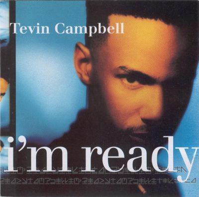 Tevin Campbell - 1993 - I'm Ready