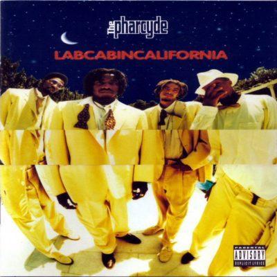 The Pharcyde - 1995 - Labcabincalifornia