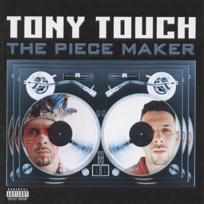 Tony Touch - 2000 - The Piece Maker