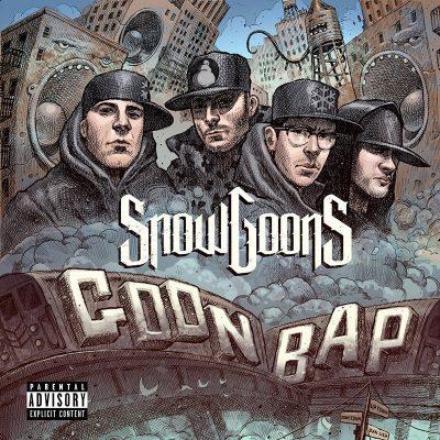Snowgoons - 2016 - Goon Bap