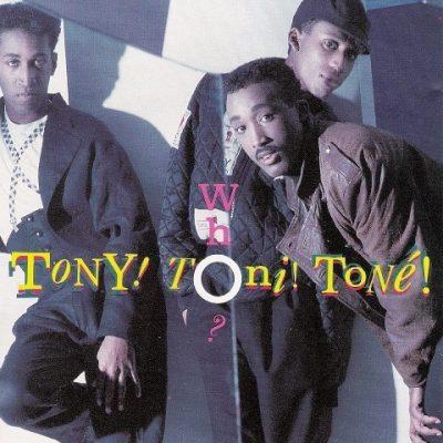 Tony! Toni! Tone! - 1988 - Who?