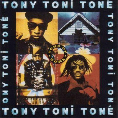 Tony! Toni! Tone! - 1993 - Sons Of Soul