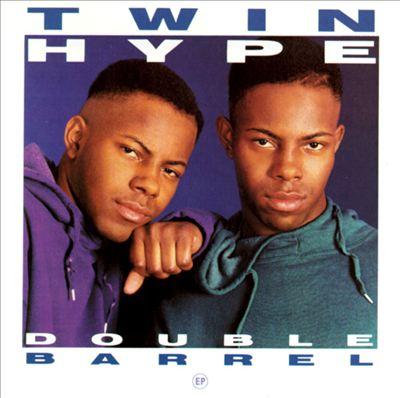 Twin Hype - 1991 - Double Barrel EP