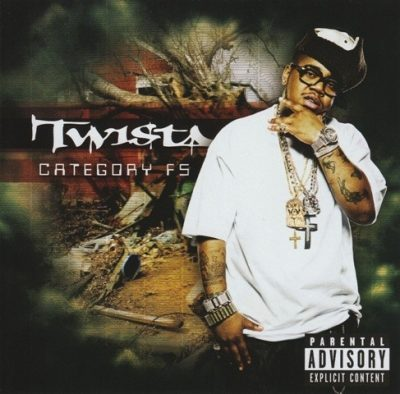 Twista - 2009 - Category F5 (BB Exclusive)