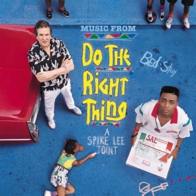 OST - 1989 - Do The Right Thing