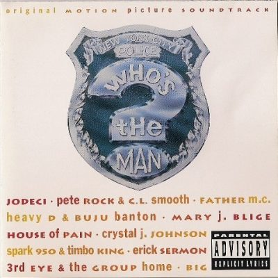 OST - 1993 - Who's The Man?