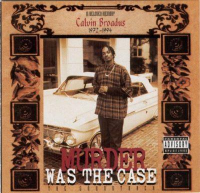OST - 1994 - Murder Was The Case