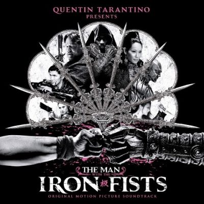 2012, flac, Kanye West, Neo Soul, OST, R&B, Rap Rock, RZA, The Man With The Iron Fists, Various Artists