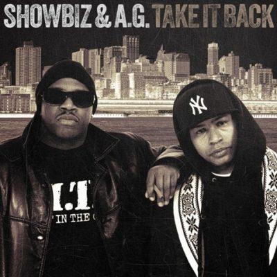 Showbiz & A.G. - 2017 - Take It Back