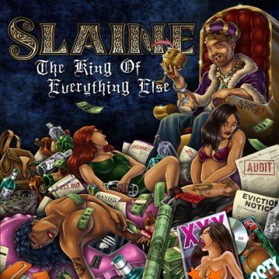 Slaine - 2014 - The King Of Everything Else