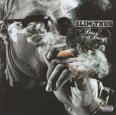 Slim Thug - 2009 - Boss Of All Bosses