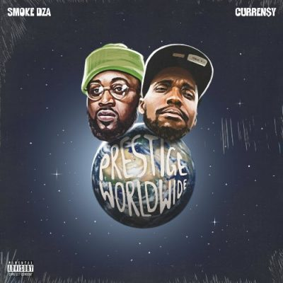 Smoke DZA & Curren$y - 2019 - Prestige Worldwide EP