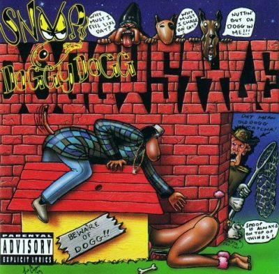 Snoop Dogg - 1993 - Doggystyle