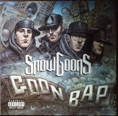 Snowgoons - 2016 - Goon Bap (Golden Edition Vinyl 24-bit / 96kHz)