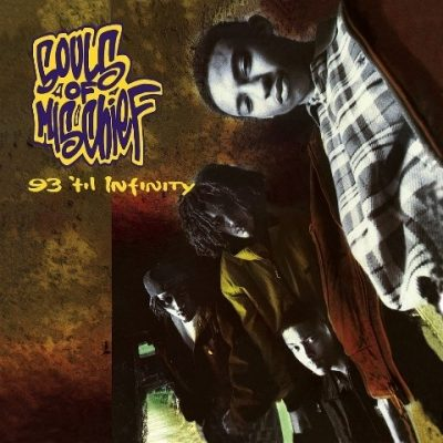 Souls Of Mischief - 1993 - 93 'Til Infinity (20th Anniversary Deluxe Edition)