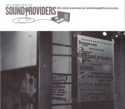 Sound Providers - 2004 - An Evening With The Sound Providers