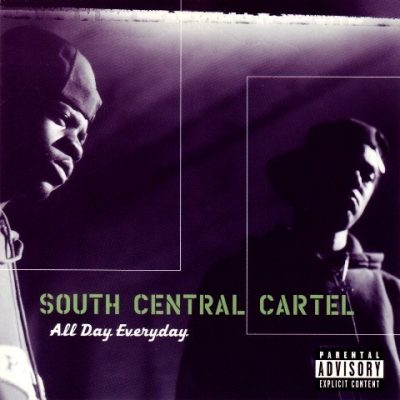 South Central Cartel - 1997 - All Day Everyday