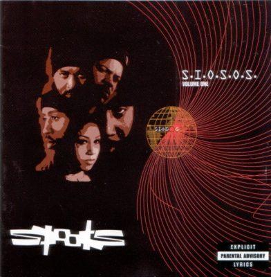 Spooks - 2000 - S.I.O.S.O.S. Vol. 1