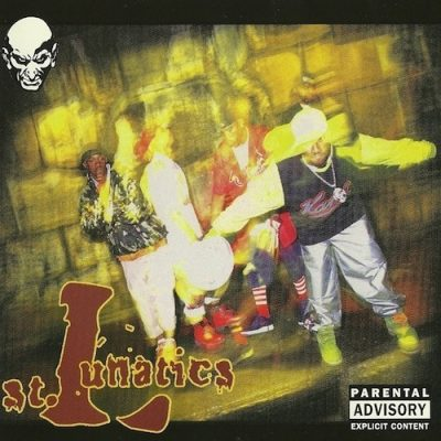 St. Lunatics - 1998 - St. Lunatics EP