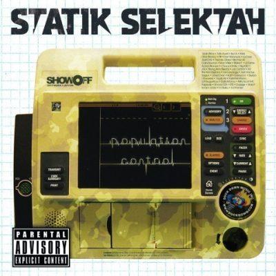 Statik Selektah - 2011 - Population Control