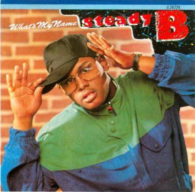 Steady B - 1987 - What's My Name