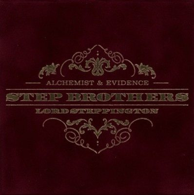 Step Brothers - 2014 - Lord Steppington