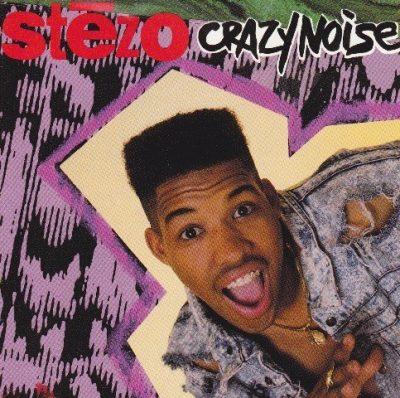 Stezo - 1989 - Crazy Noise