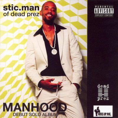 Stic.Man - 2007 - Manhood