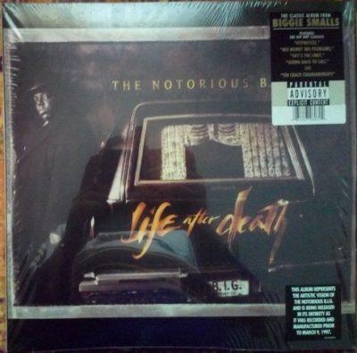 The Notorious B.I.G. - 1997 - Life After Death (Vinyl 24-bit / 96kHz)