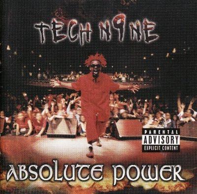 Tech N9ne - 2002 - Absolute Power