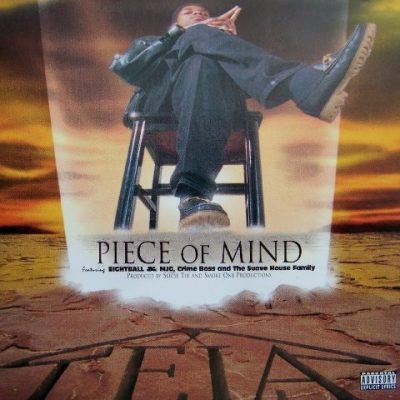 Tela - 1996 - Piece Of Mind