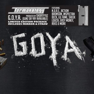 Termanology - 2013 - G.O.Y.A.