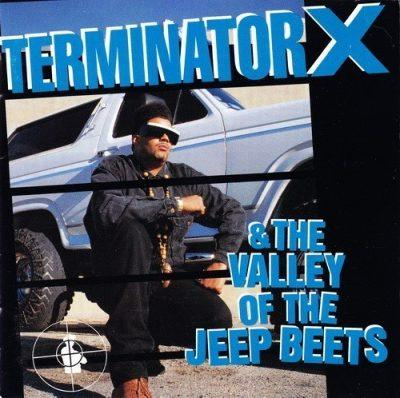Terminator X - 1991 - Terminator X & The Valley Of The Jeep Beets (Japanese Edition)