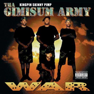 Tha Gimisum Army - 1997 - War