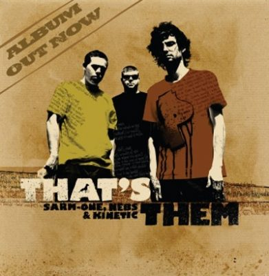 That's Them - 2007 - That's Them EP