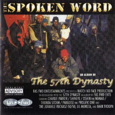 The 57th Dynasty - 1999 - The Spoken Word