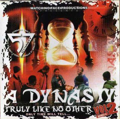 The 57th Dynasty - 2002 - Boro 6, Vol. 2: A Dynasty Truly Like No Other