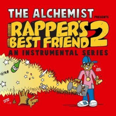 The Alchemist - 2012 - Rapper's Best Friend 2: An Instrumental Series