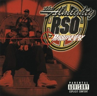 The Almighty RSO - 1996 - Doomsday: Forever RSO