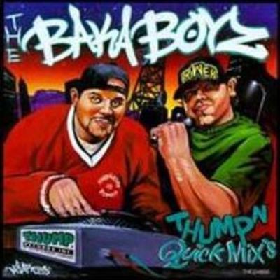 The Baka Boyz - 1995 - Thump'n Quick Mix's